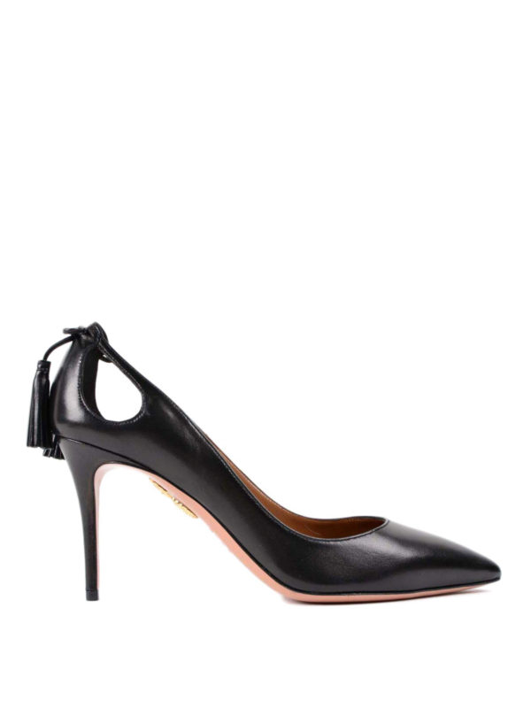 Aquazzura: Pumps - Pumps - Schwarz