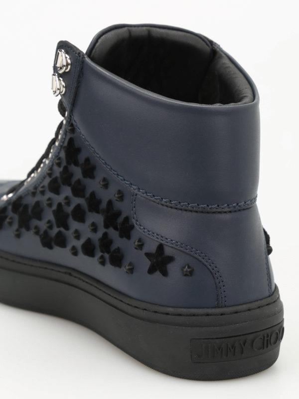 Sneaker - Blau shop online: JIMMY CHOO