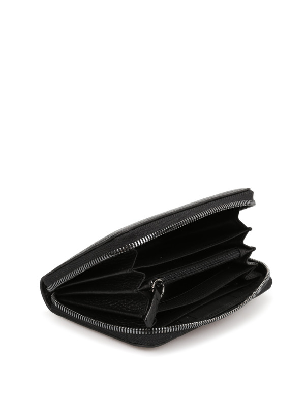 Armani Collezioni buy online Leather wallet