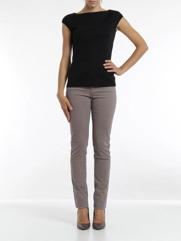 Armani Jeans: Straight Leg Jeans online - Slim Fit J18 jeans