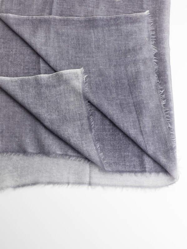 Avant Toi buy online Bicoloured scarf