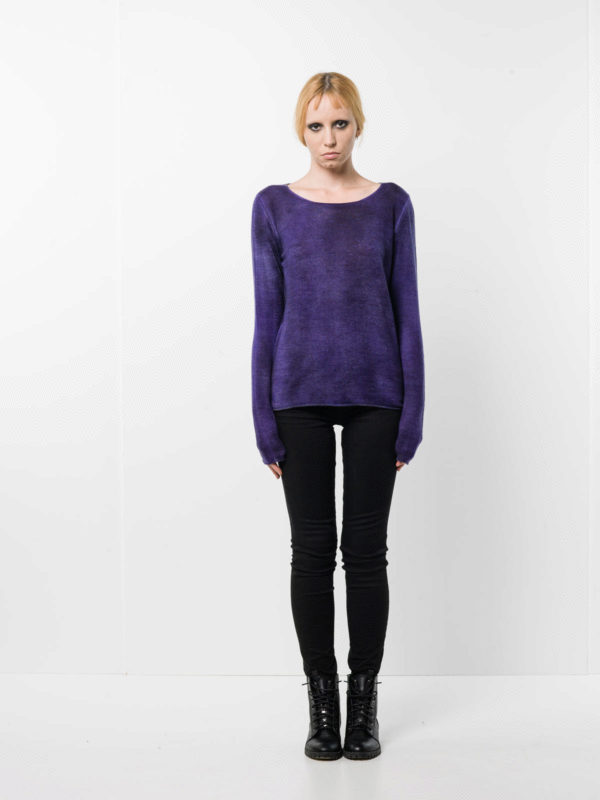 Avant Toi buy online Boat neck Sweater