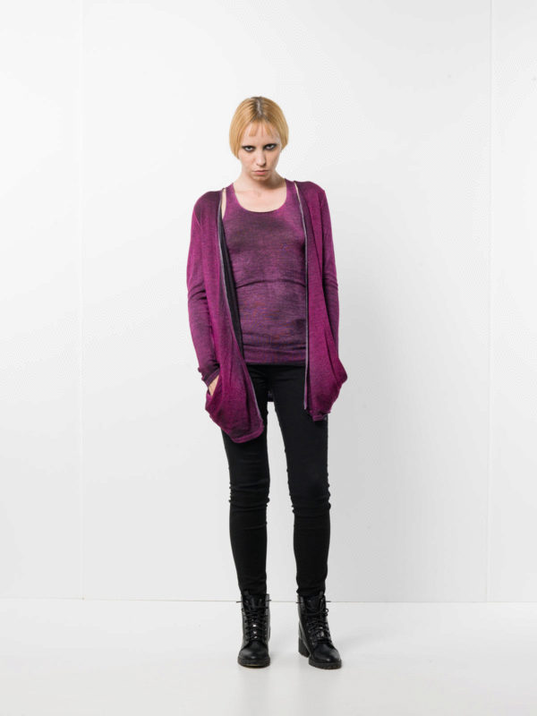 Avant Toi buy online Draped cardigan