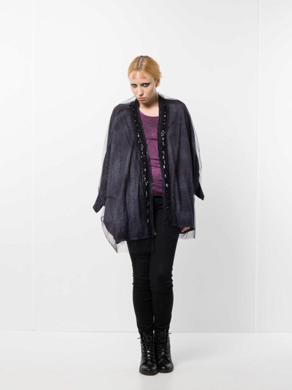 AVANT-TOI buy online Jeweled trimming cardigan