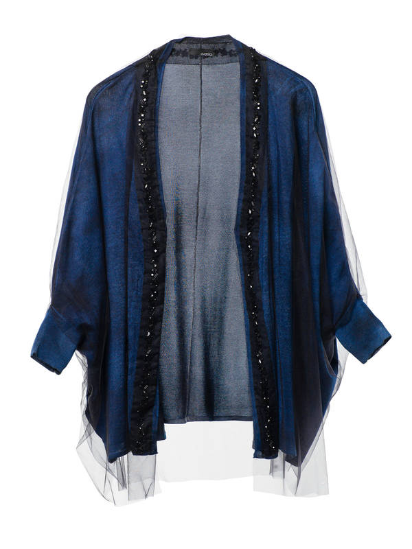 Avant Toi buy online Jeweled trimming cardigan