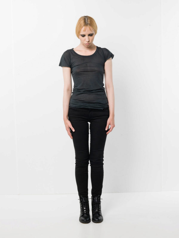 AVANT-TOI buy online Round neck T-shirt