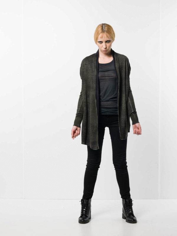 AVANT-TOI buy online Shawl neck cardigan