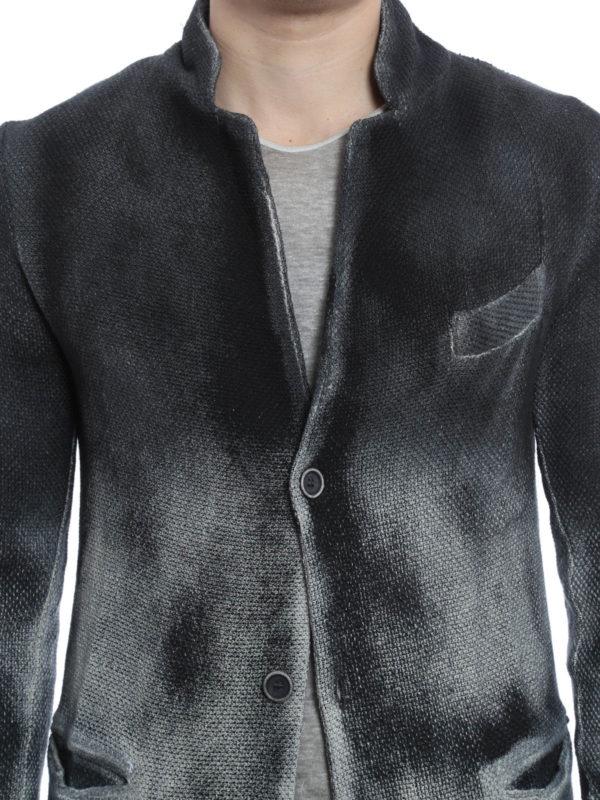 Avant Toi buy online Zone cotton and linen blazer