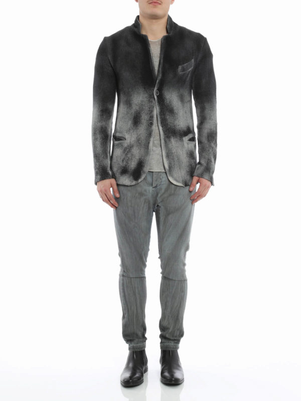 Avant Toi: casual jackets online - Zone cotton and linen blazer