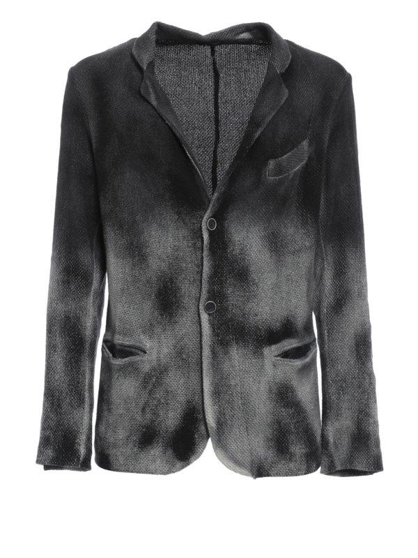Avant Toi: casual jackets - Zone cotton and linen blazer