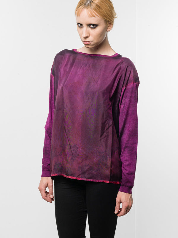 Avant Toi: boat necks online - Boatneck  sweater