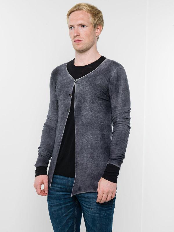 AVANT-TOI: cardigans online - V-neck cardigan