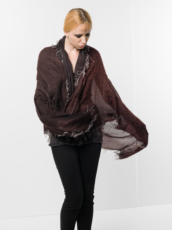 AVANT-TOI: scarves online - Cashmere scarf