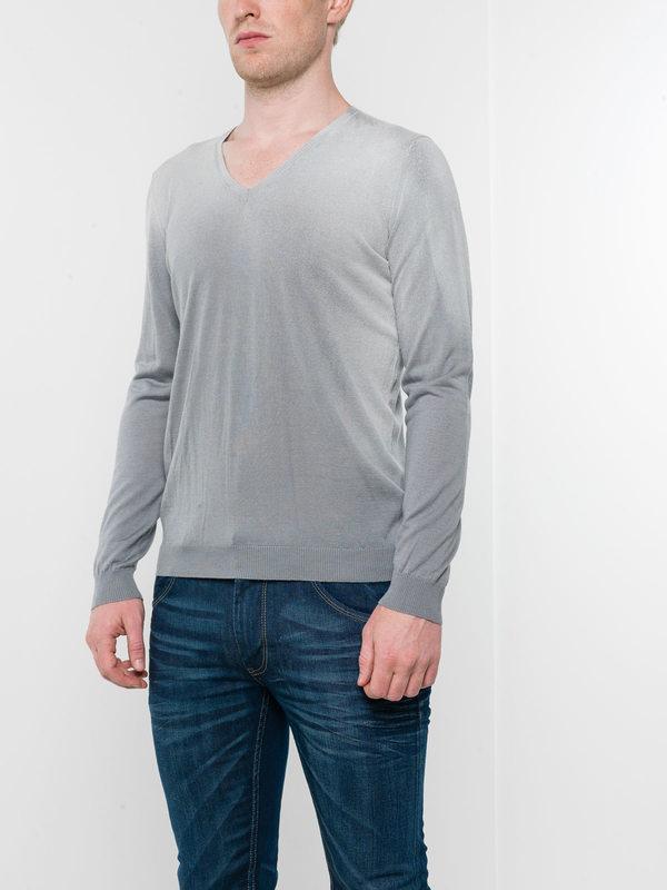 Avant Toi: Strickpullover mit V-Ausschnitt online - V neck sweater