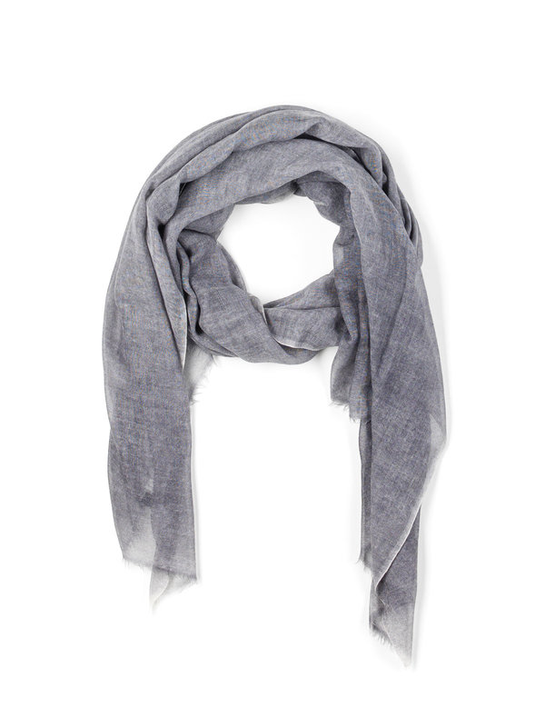 Avant Toi: scarves - Bicoloured scarf