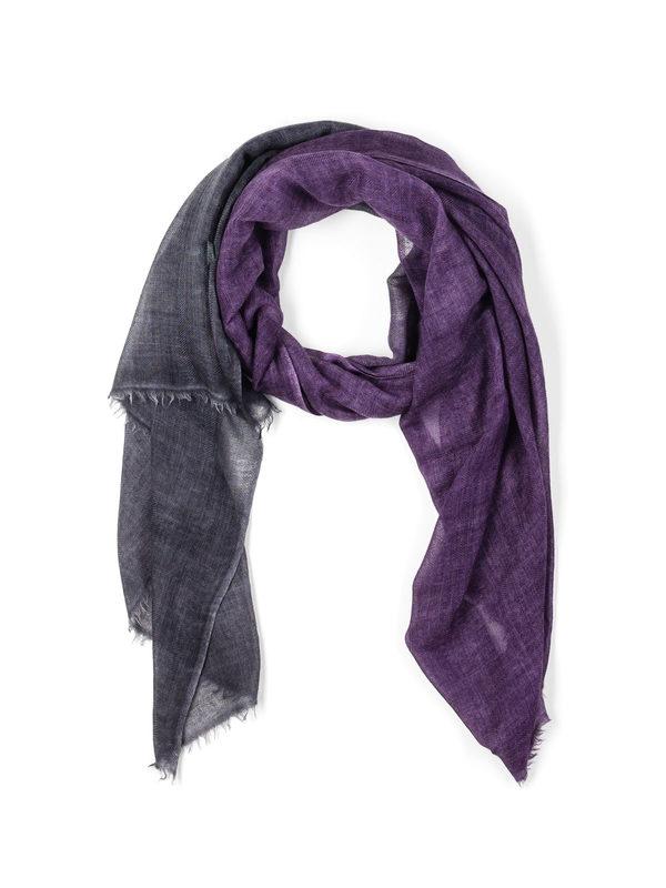 Avant Toi: Schals - Fading coloured scarf