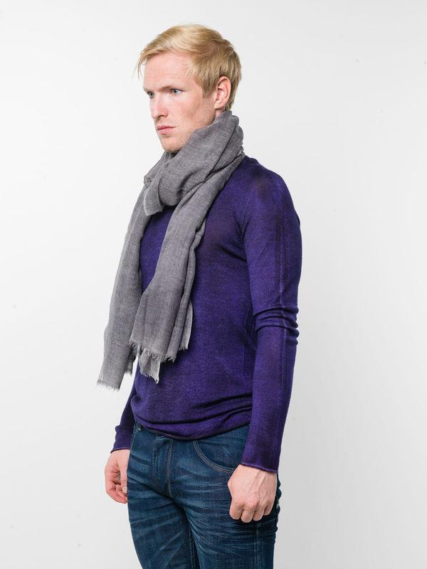 Avant Toi: scarves online - Bicoloured scarf