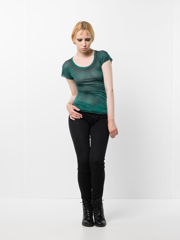 AVANT-TOI: t-shirts - Round neck T-shirt