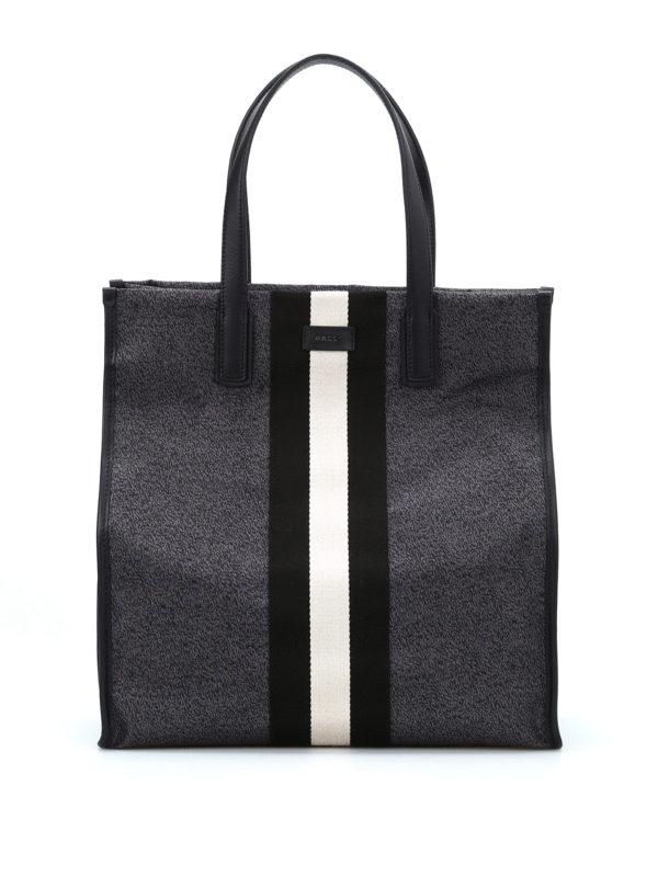 Bally: Handtaschen - Shopper - Schwarz