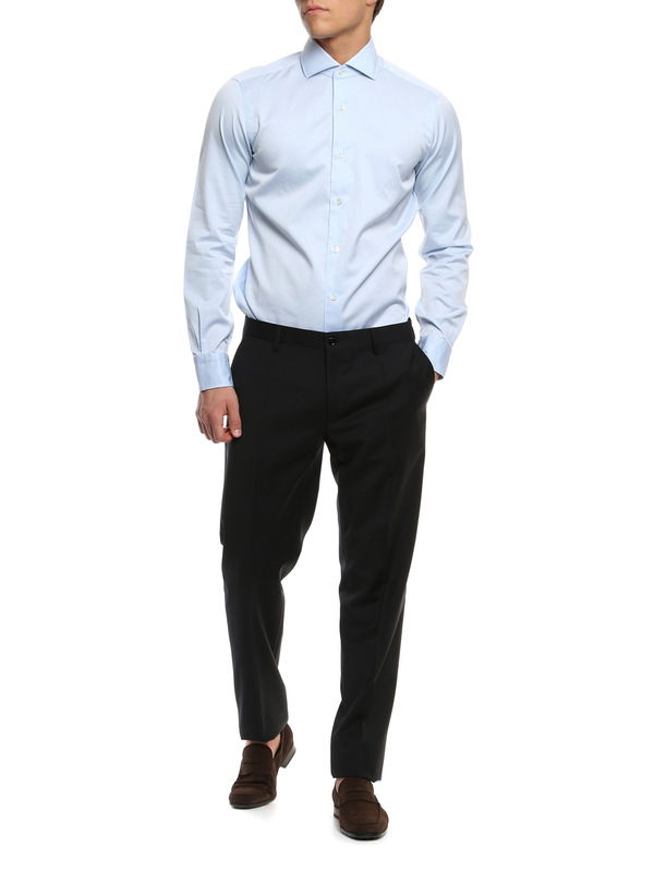 Barba: Hemden online - Cotton shirt