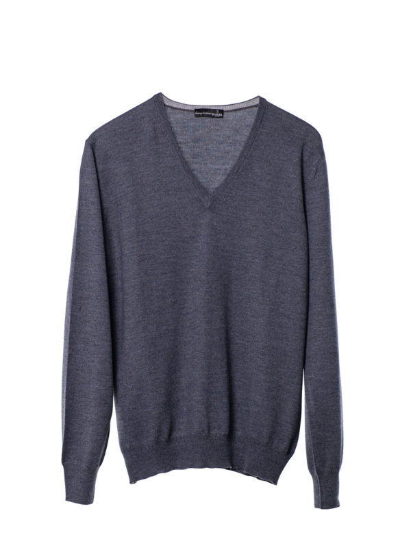 Barba: v necks - V-neck sweater