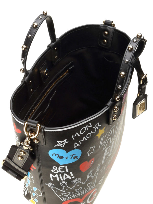 Shopper - Schwarz shop online: DOLCE & GABBANA