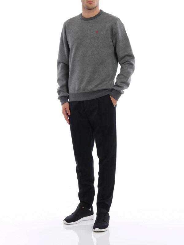 Sweatshirt - Einfarbig shop online: DIOR
