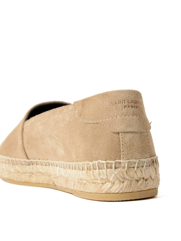 Espadrilles - Beige shop online: SAINT LAURENT