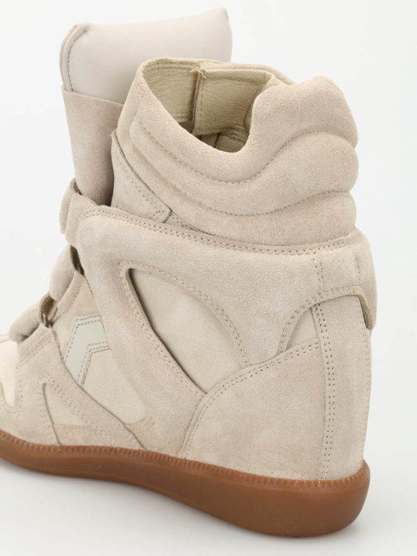 Sneaker - Beige shop online: ISABEL MARANT