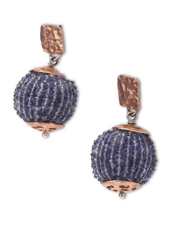 Bellini: Earrings online - Silver earrings