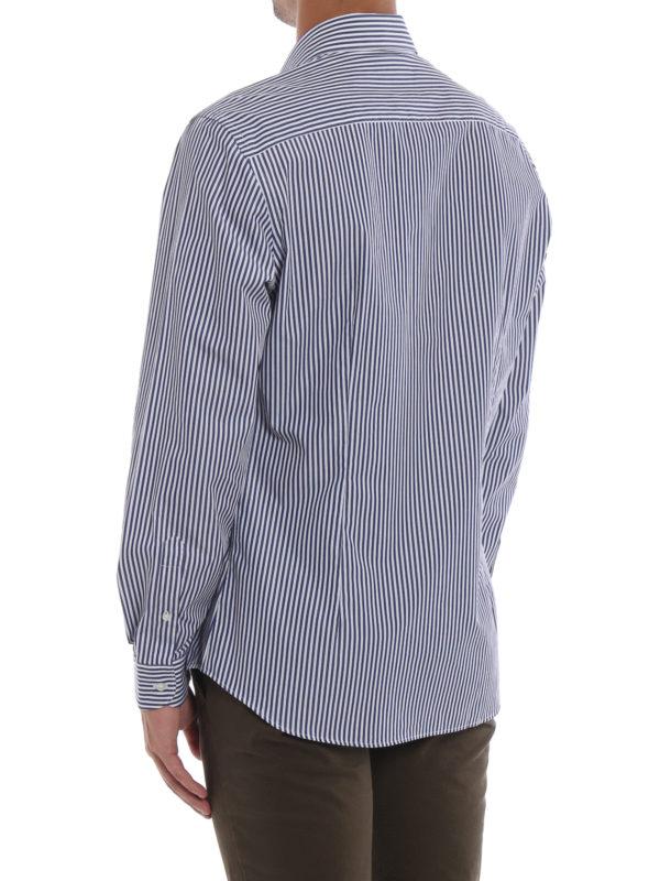 Hemd - Blau shop online: FAY