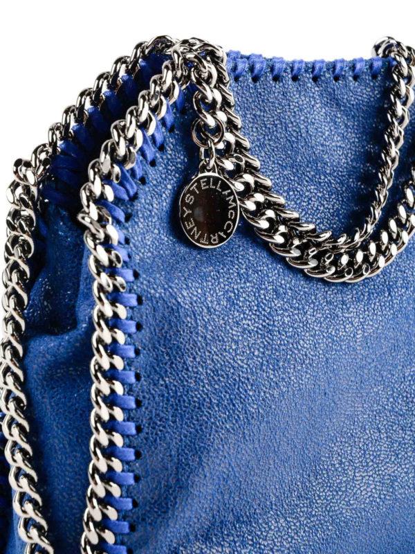 Umhängetasche - Blau shop online: STELLA McCARTNEY