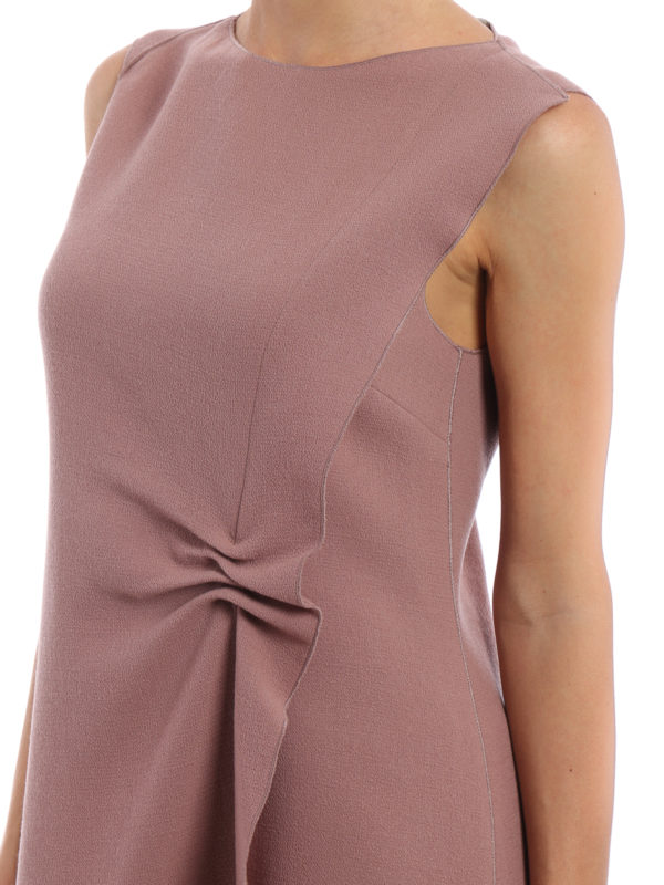 Bottega Veneta buy online Knielanges Kleid - Einfarbig