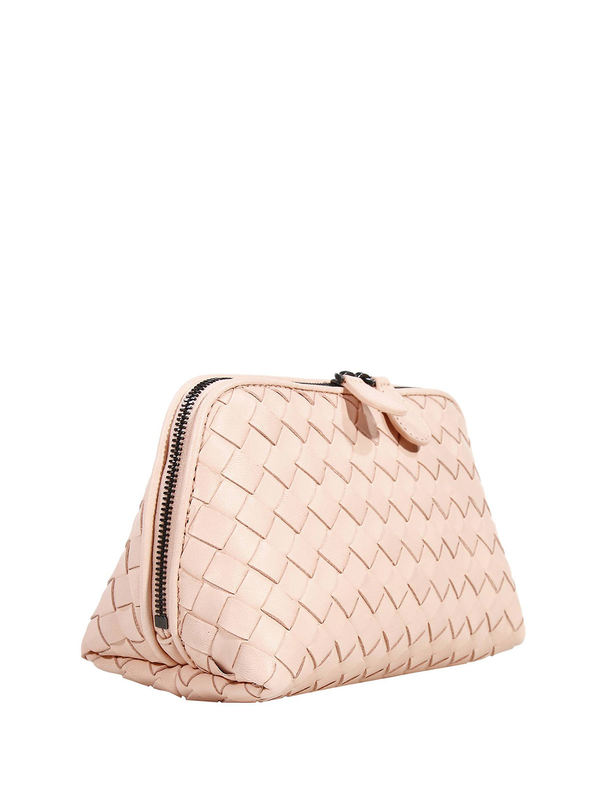 Bottega Veneta: Cases & Covers online - Woven nappa beauty case