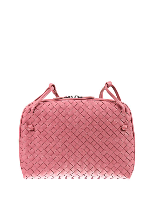 a840d69d50 Bottega Veneta Nappa Crossbody Bag