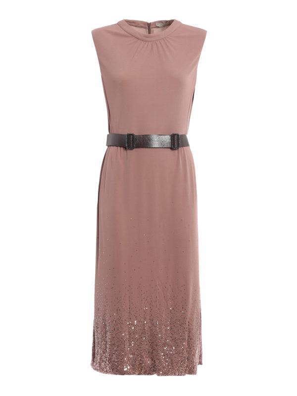 BOTTEGA VENETA: Abendkleider - Abendkleid - Einfarbig