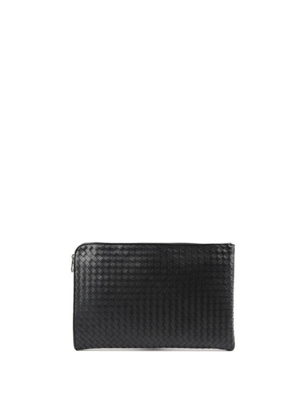 Bottega Veneta: Laptoptaschen und Aktentaschen - Aktentasche - Einfarbig