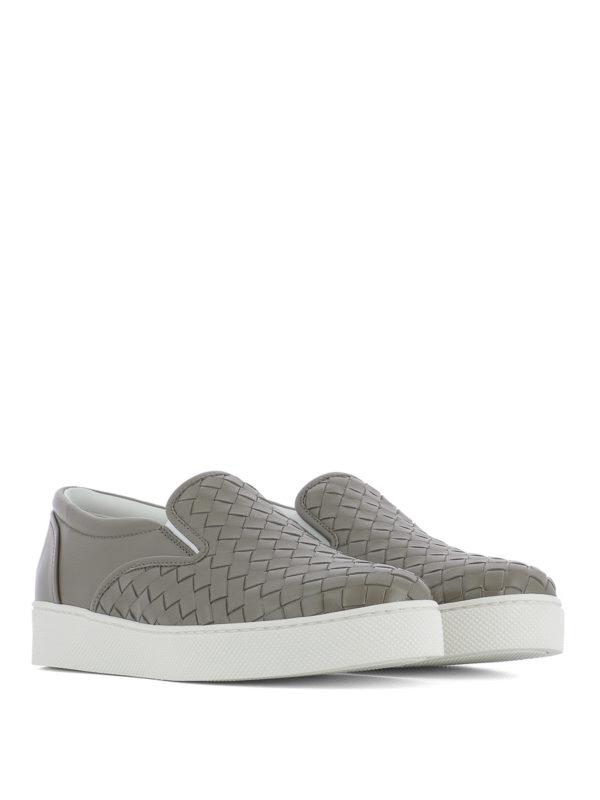 BOTTEGA VENETA: Sneaker online - Sneaker - Grau