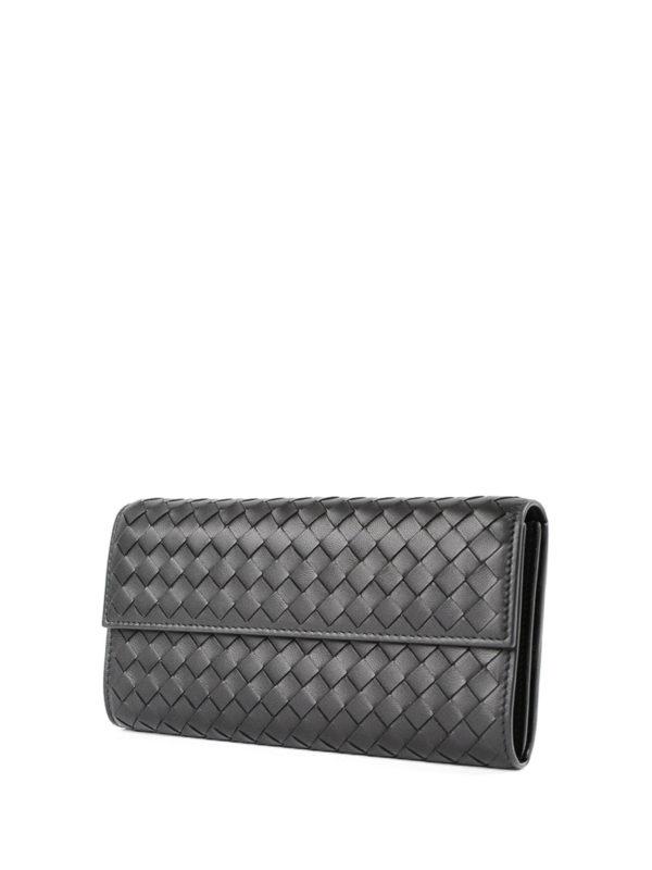 Bottega Veneta: Portemonnaies und Geldbörsen online - Portemonnaie - Einfarbig