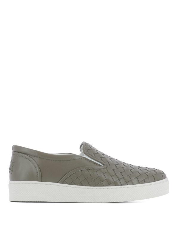 BOTTEGA VENETA: Sneaker - Sneaker - Grau
