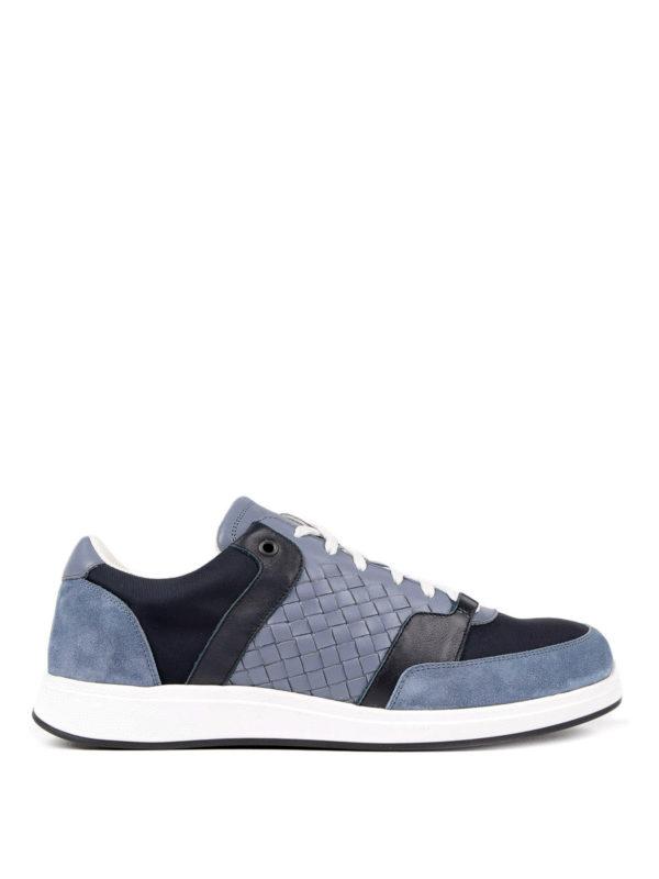 Bottega Veneta: Sneaker - Sneaker - Blau