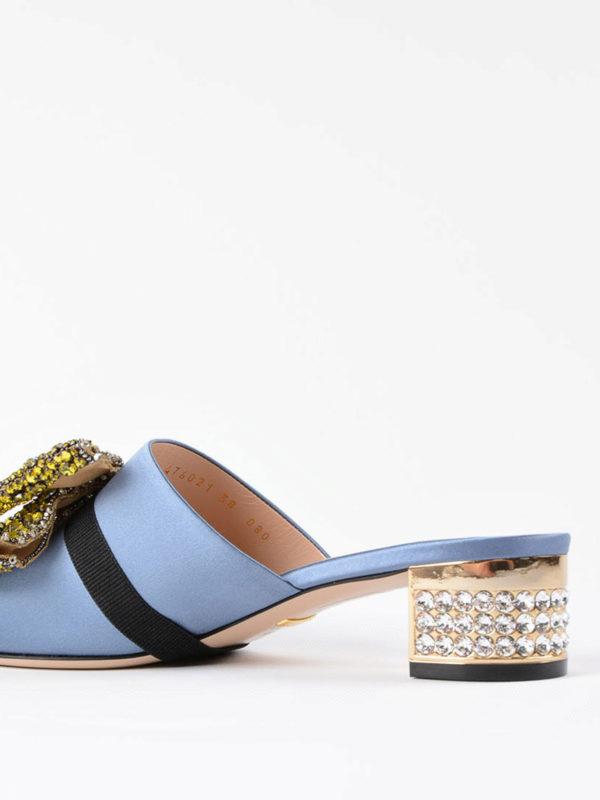 Slippers - Gemustert shop online: GUCCI