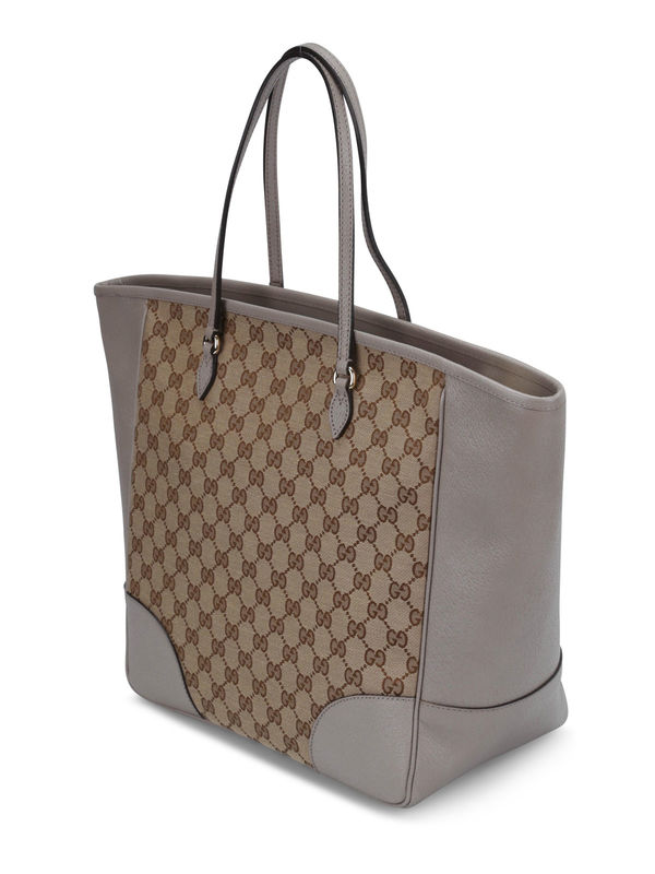 Bree Original GG canvas handle bag shop online: Gucci