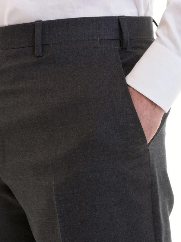 BRIONI buy online Formale Hose - Dunkelgrau