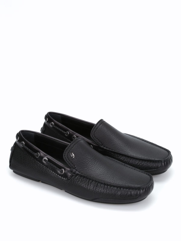 Brioni: Loafers & Slippers online - Henry Car Shoe