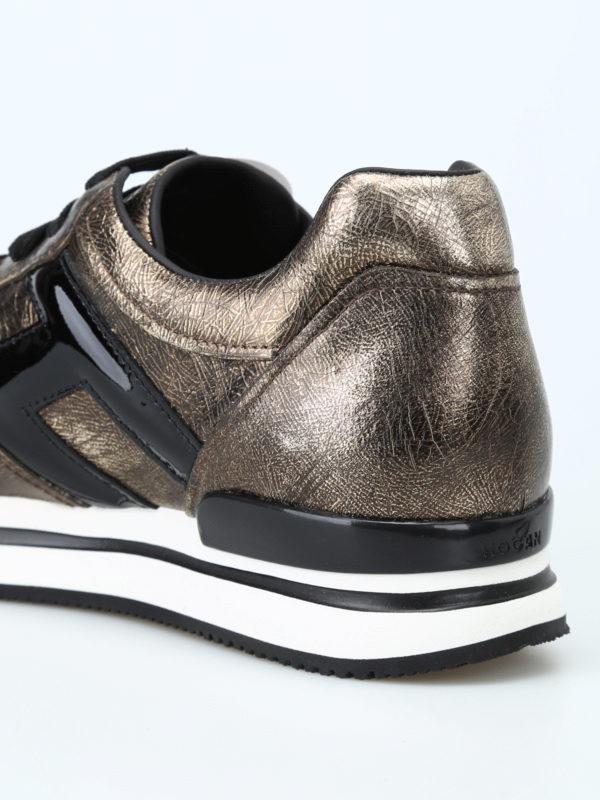 Sneaker - Bronze shop online: HOGAN