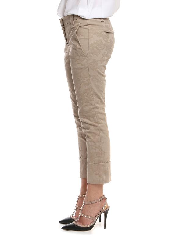 iKRIX BRUNELLO CUCINELLI: Brocade pants