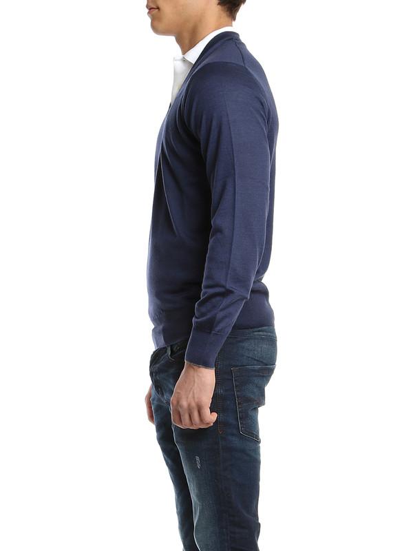 iKRIX BRUNELLO CUCINELLI: Cachemere and silk top