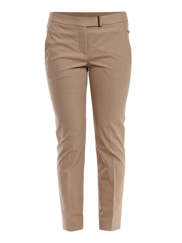 Brunello Cucinelli: casual trousers - Casual pants