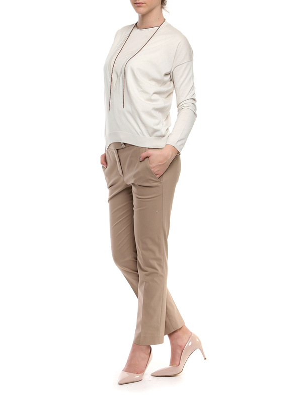 BRUNELLO CUCINELLI: casual trousers online - Casual pants